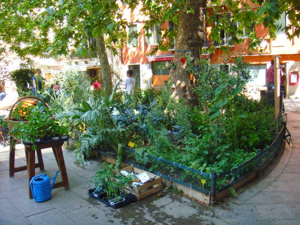 Venedig-Urban-Gardening